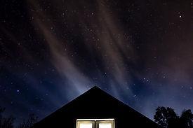Stern in der Nacht