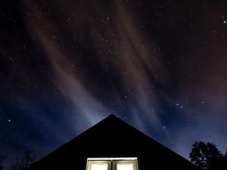 Onda Encantada de la Noche Azul