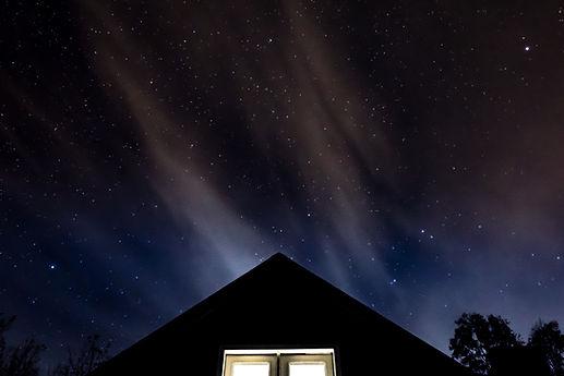 Étoiles la nuit
