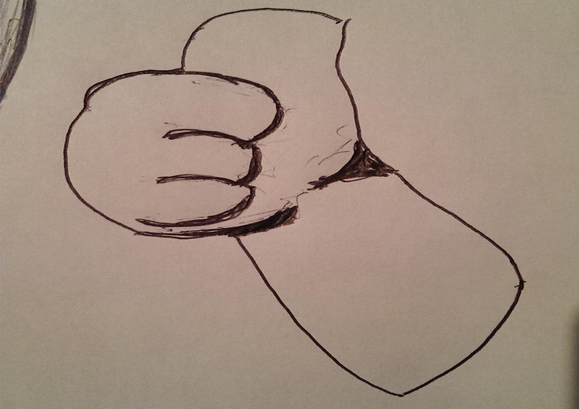 Dpwdesign hand