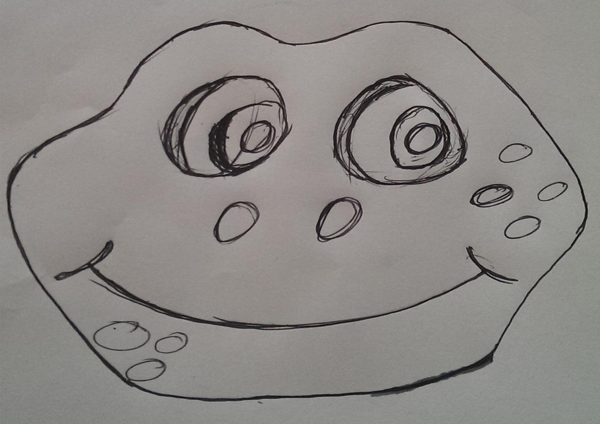 Dpwdesign turtle head