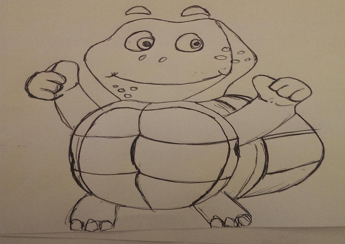Dpwdesign turtle