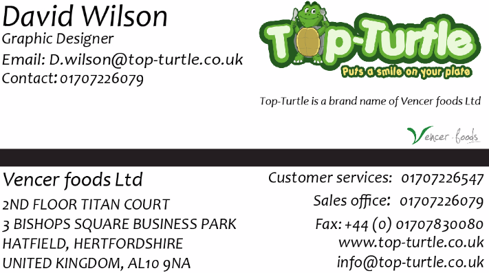 Dpwdesign- Top-turtle business card
