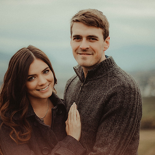 A Couple's shoot with Tony and Hailey