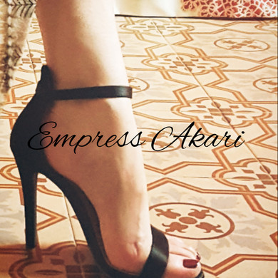 At My feet, where you belong