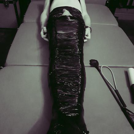 Partial Mummification