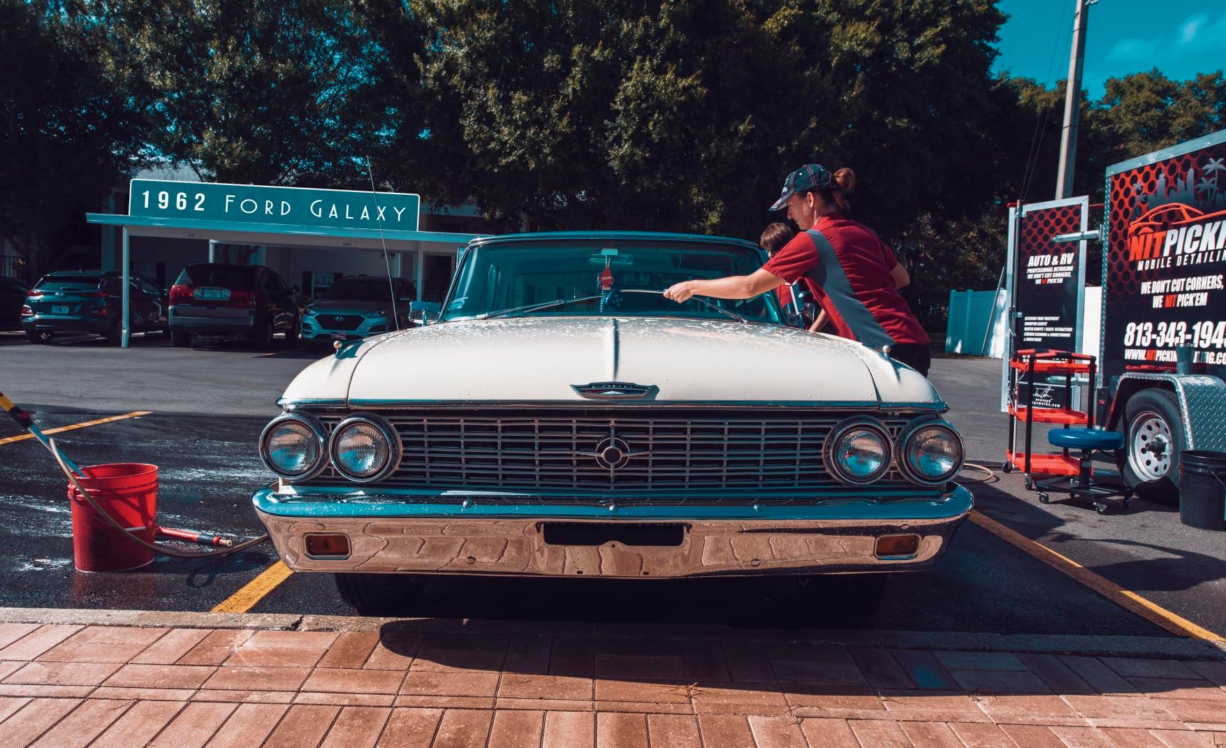 1962 Ford Galaxy