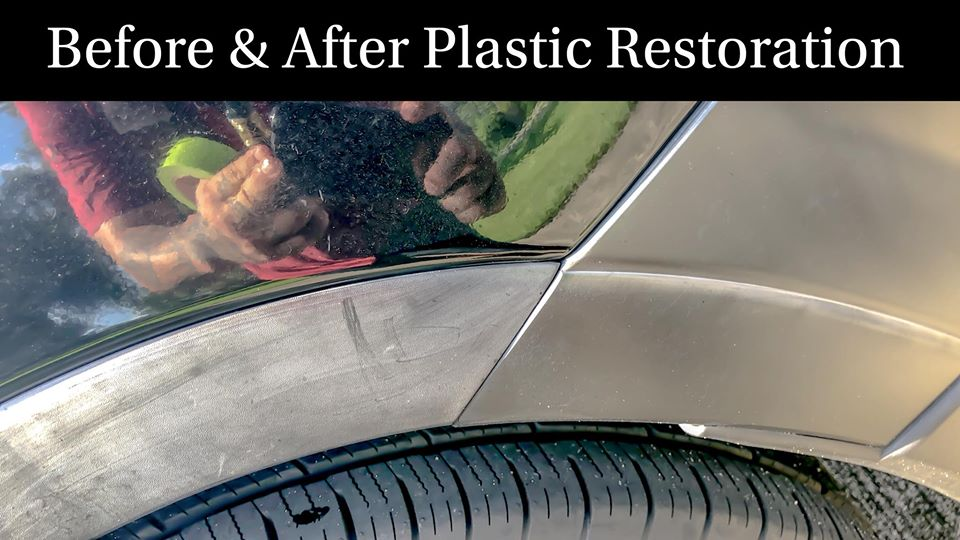 Plastic Restoration 2