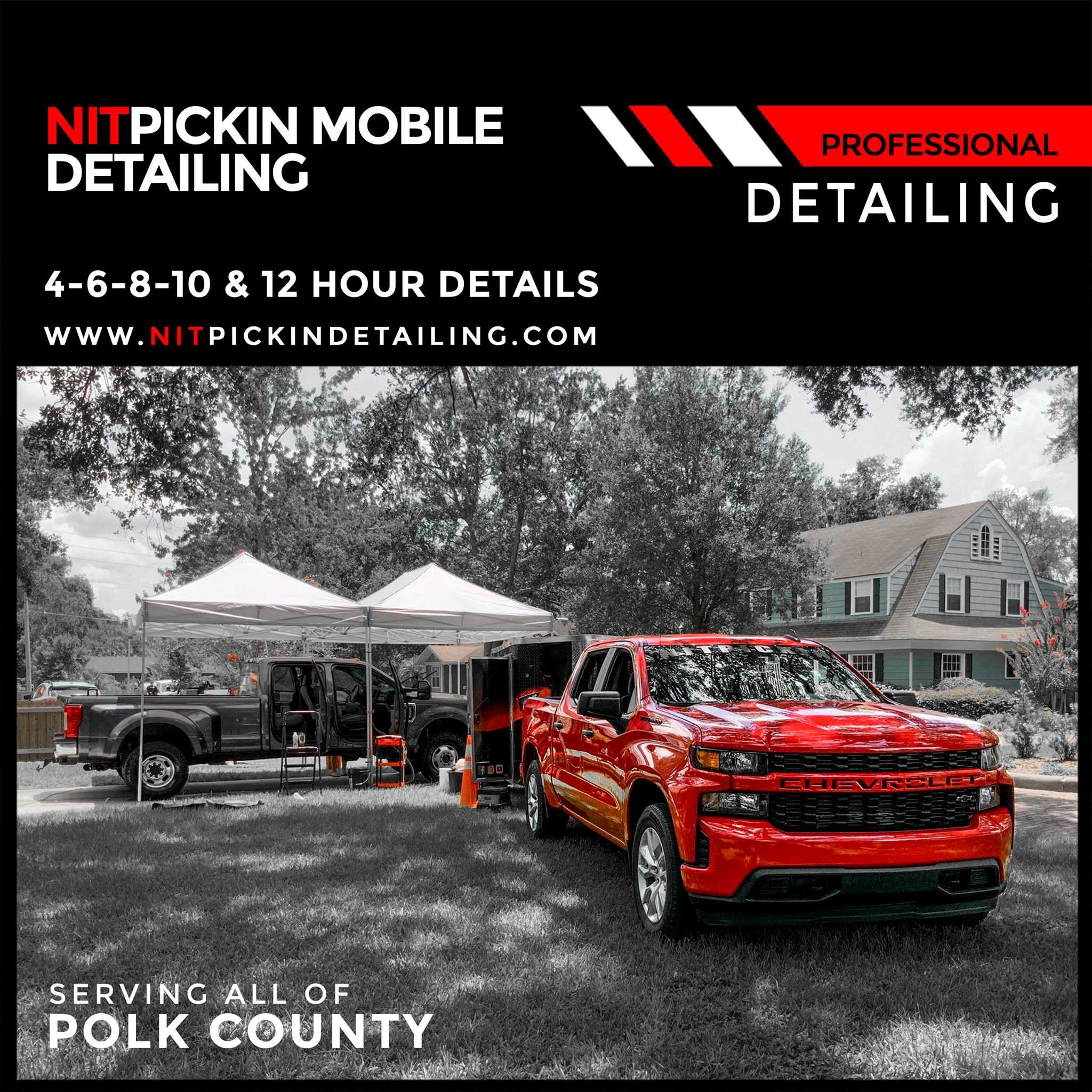 Polk County Lakeland Florida Mobile Detailing