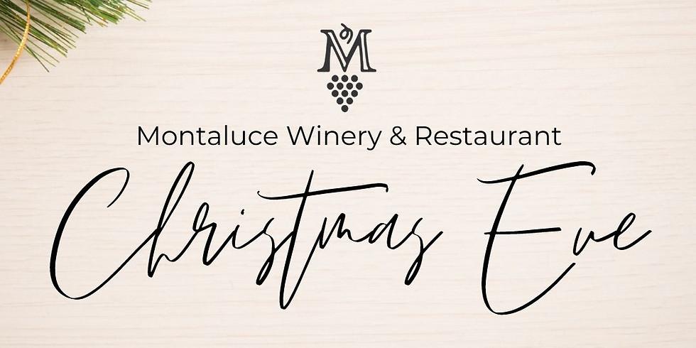 Christmas Eve Celebration with Montaluce