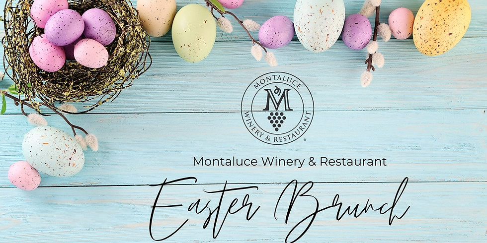 Easter Brunch at Montaluce