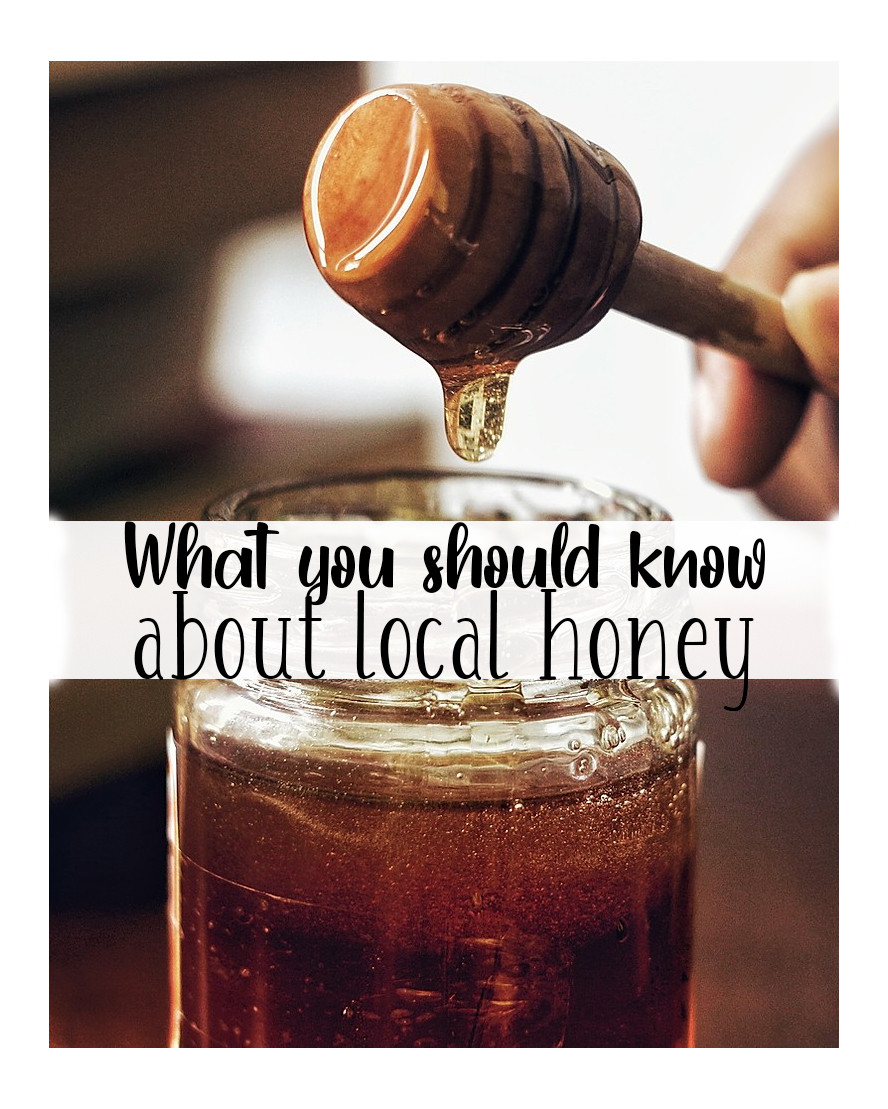 what you should know about local honey