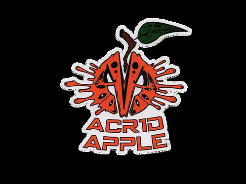Acr1dApple Sticker