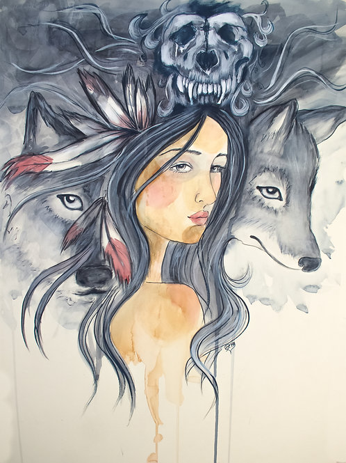 """Wolf"" - Steph Jam"