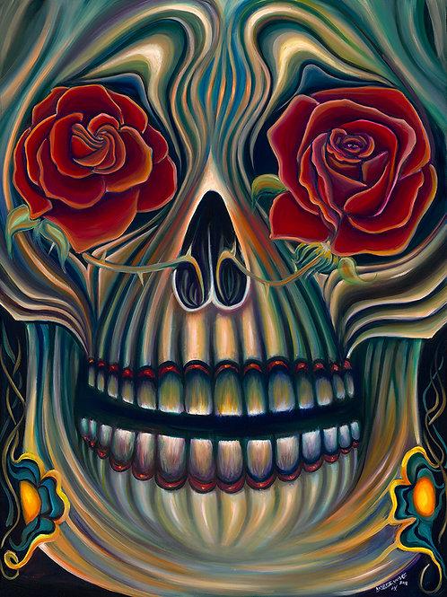 Skull - Andres Valdez