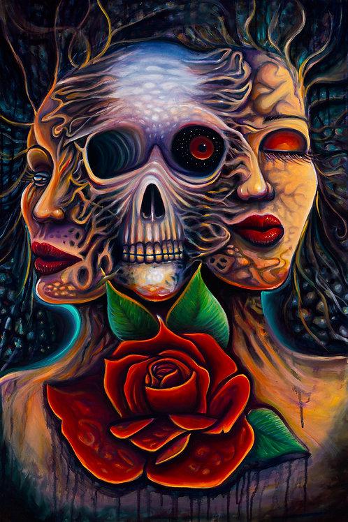 Skull 2 - Andres Valdez