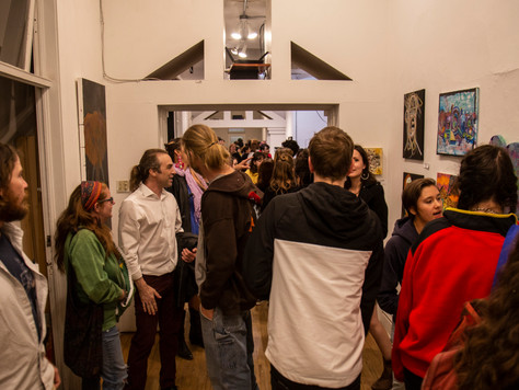 Low Rez Art Exhibit IV