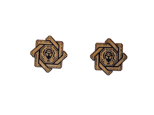 Low Rez Earrings