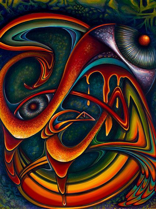The Eye - Andres Valdez