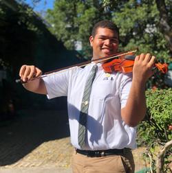 The Choir - Violinist