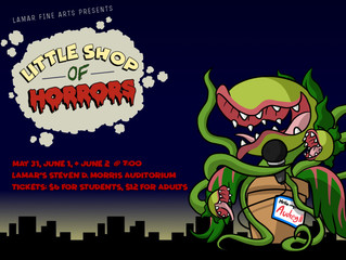Go see Little Shop of Horrors and Don't Feed the Plants!
