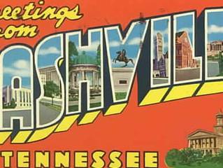 Nashville Trip info