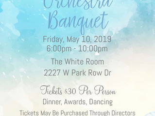Banquet Tickets on Sale Now!