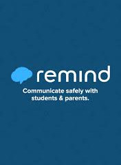 Please sign up for Remind!