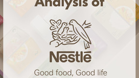 Nestle SWOT Analysis