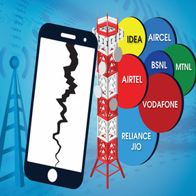 Telecom Industry in India- A holistic View