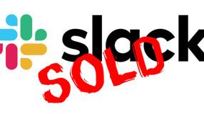 Salesforce to Buy Slack for $27.7B.