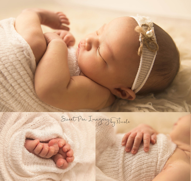 Newborn Photographer | New Jersey | Baby J