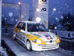 Monte Rest, dove osano le aquile del Rally Piancavallo