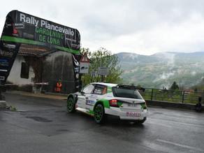 Rally Piancavallo, vittoria dello sloveno Avbelj