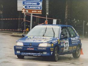 Clauzetto, il balcone del Rally Piancavallo