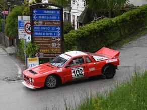 Rally Piancavallo, un primo maggio rombante