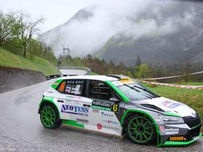 Rally Piancavallo, riattizzata la grande tradizionedei driver pordenonesi con Doretto e Prosdocimo