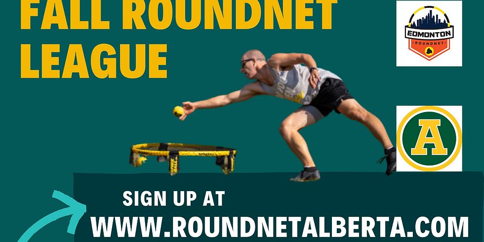 UofA Fall Roundnet League