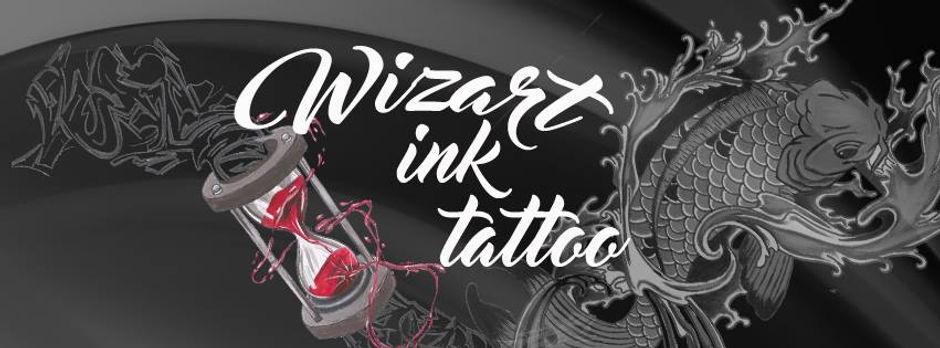 tatouage homme poisson chat japonais sablier
