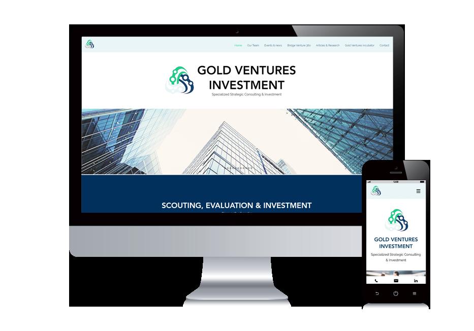 goldventuresinvestment , השקעות