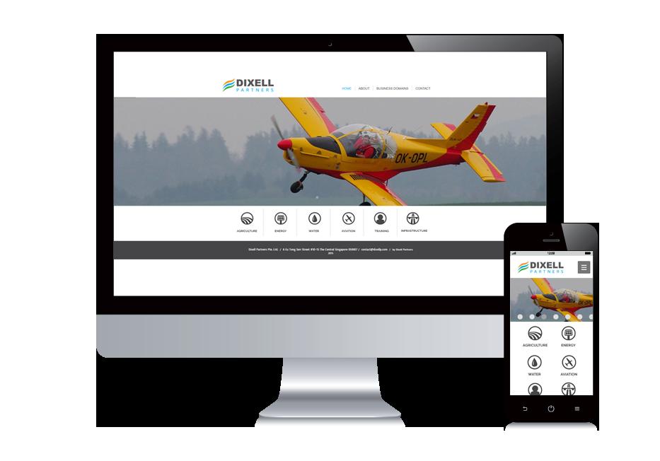 Dixellp - אתר וויקס