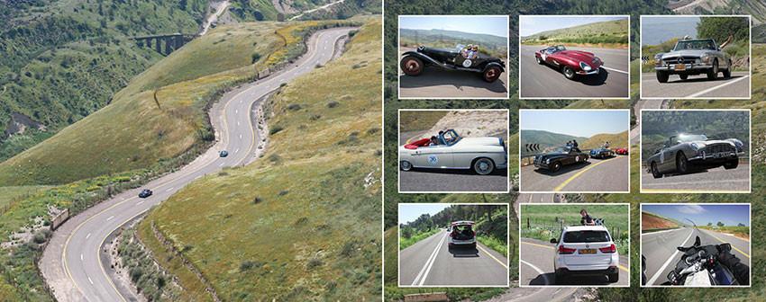 אלבום מסע מכוניות עולמי