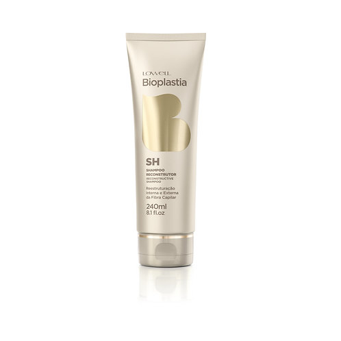 Bioplastia Replenishing Shampoo 240ML/8.1FL.OZ
