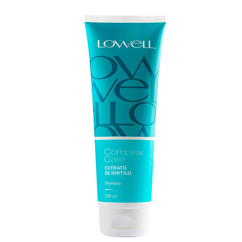 Lowell Complex Care Mirtilo Shampoo 240ml8.11fl.oz