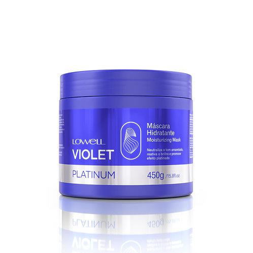 Violet Platinum Mask 450G/15.8FL.OZ