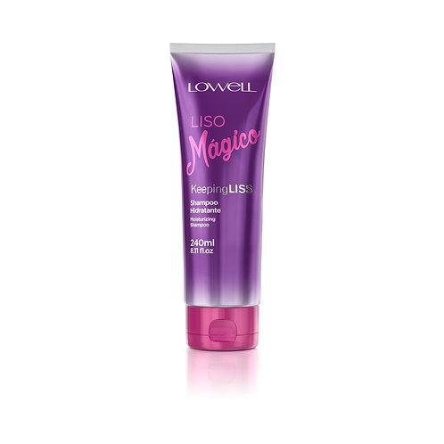 Liso Magico  Moisturizing Shampoo 240ML/8.1FL.OZ
