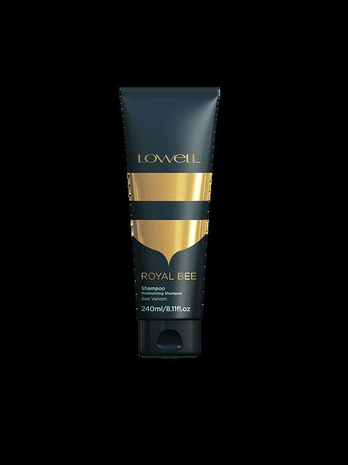 Royal Bee Moisturizing Shampoo 240ml | 8.11fl.oz