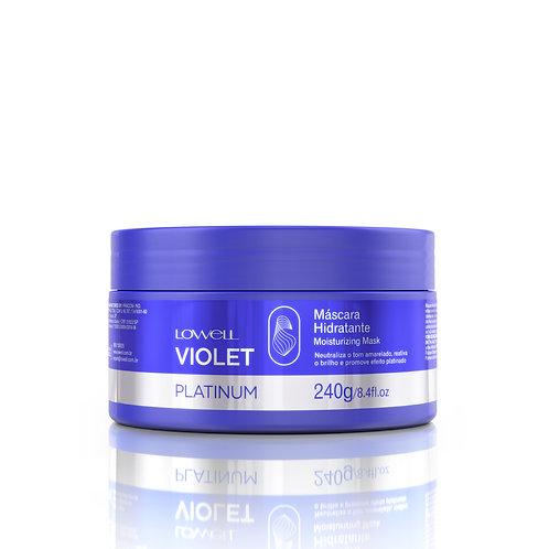 Violet Platinum Mask 240G/8.4FL.OZ