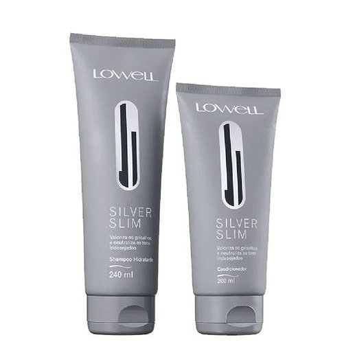 Lowell Silver Slim Duo Kit