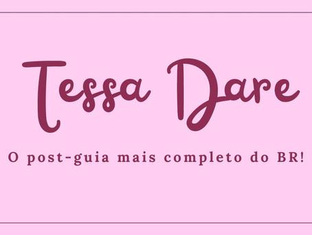 Tessa Dare: o post-guia mais completo do Brasil!